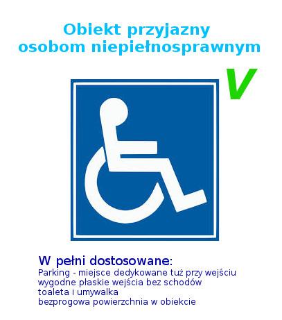 Obiekt Przyjazny Niepełnosprawnym